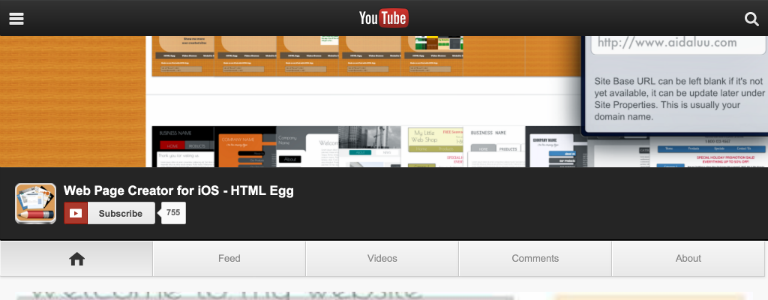 HTML Egg Video Guides