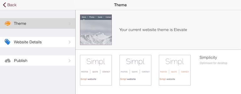 Simpl Themes