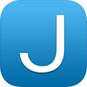 Jimdo iPhone App Logo